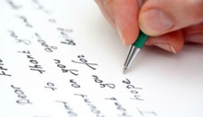 handwritten letter service